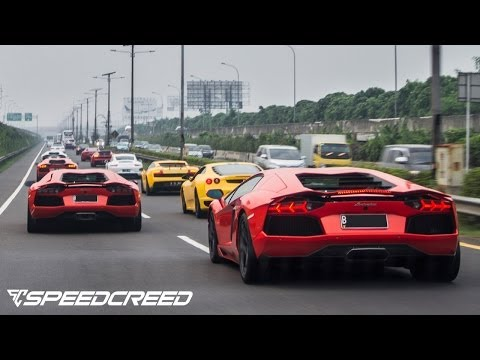 Speed Creed: March Madness 2 (Jakarta, Indonesia)