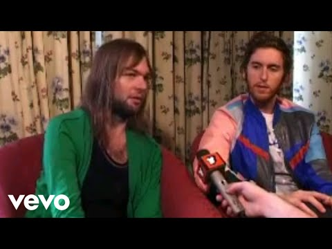 Maroon 5 – Toazted Interview 2007 (part 3)