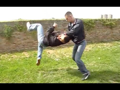 REAL STREET FIGHT Image 1