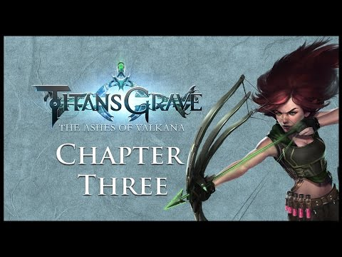 Danger at the Market! | Chapter 3 | TITANSGRAVE