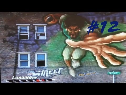 UH OH!! 4 DOWN 1 TO GO!!! NFL STREET CHALLENGE MODE #12