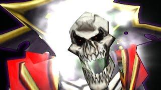 Warcraft 3 - WTii & Sexytime #49 | Fast Necromancer Skeleton Rush (2v2 AT #65)