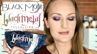 Black Moon Cosmetics Try On | JDMM