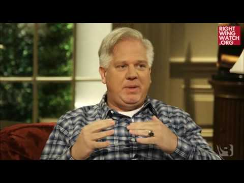"""Glenn Beck Says '""""Pack Your Crap And Move To Texas ... Before We Close The Northern Border"""""""