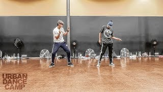 Keone i Mariel Madryt.Urban Dance Camp