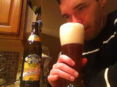 DG Beer Review: Ayinger Ur-Weisse