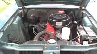 1962 Rambler Classic...engine running