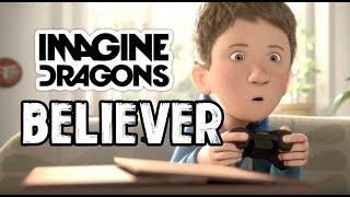 download lagu Imagine Dragons - Believer Subtitulada Al Español gratis