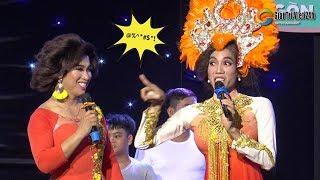 """Lô tô show: Dương Thanh Vàng lật kèo """"tố cáo"""" Lộ Lộ """"quê độ"""" không nói nên lời"""