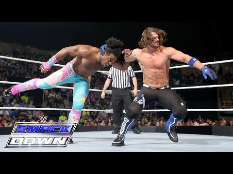 Xavier Woods vs. AJ Styles: SmackDown, June 16, 2016