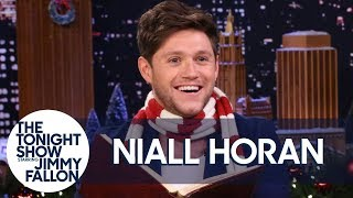 Niall Horan Reads Twas the Night Before Christmas in Seven Different Accents