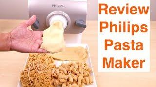 Philips HR2357/05 Avance Pasta Maker Review