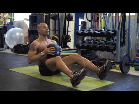 Medicine Ball Core workout.m4v Image 1