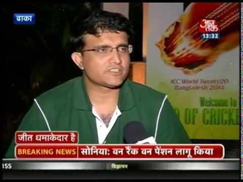 Yuvraj Singh is a match-winner: Sourav Ganguly