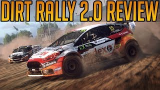 DiRT Rally 2.0 Review: Should You Buy It?