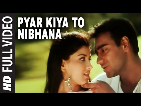 Pyar Kiya To Nibhana Full Song | Major Saab | Ajay Devgn Sonali...