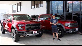 Why it's TIME to DECIDE: 2018 Ford Raptor or 2014 Raptor? - Raiti's Rides