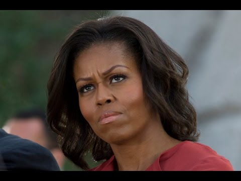 Michelle Obama Gives Saudi Billionaires The Stink Eye