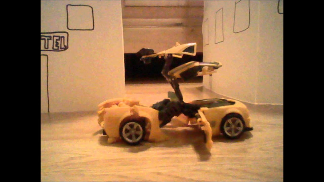 Transformers Dotm Barricade Transformers Dotm Stop-motion