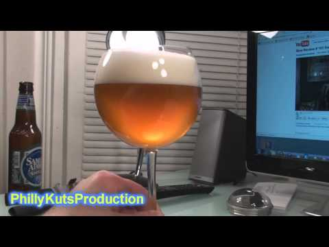 Philly Kuts Beer Buzz Sam Adams White Ale Review