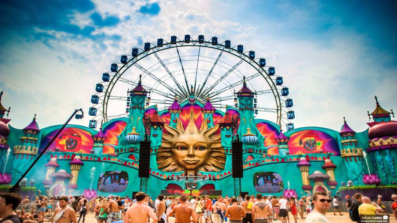 Tomorrow land Top Songs Of Tomorrowland