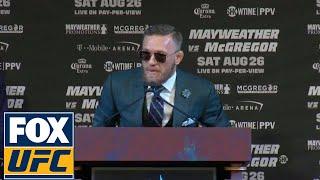 McGregor: I