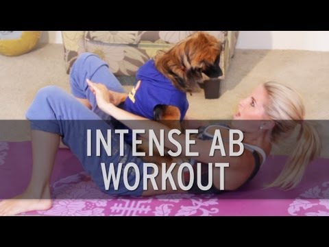 Intense Full Ab Workout
