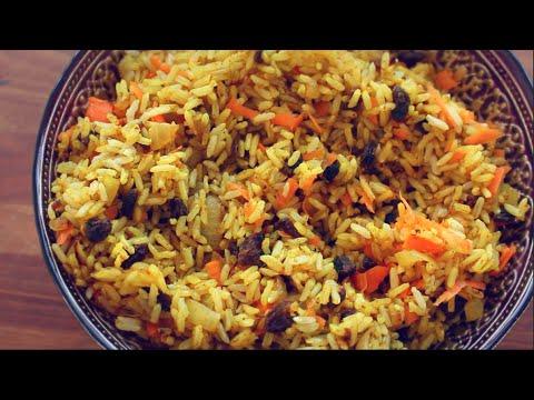 Afghan+Recipes+Rice AFGHAN QUINOA / RICE RECIPE! | Nourishing Comfort ...
