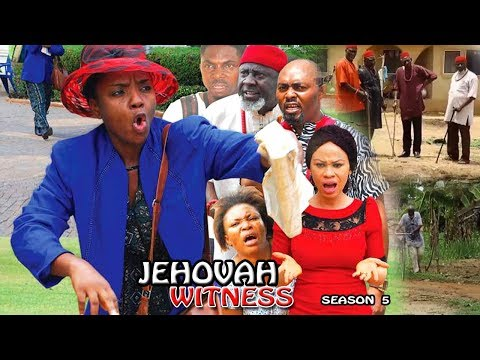 Jehovah Witness Season 5 - Chioma Chukwuka 2017 Latest Nigerian Nollywood Movie thumbnail