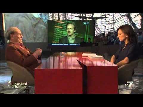 LE INVASIONI BARBARICHE – Daria Bignardi intervista Giorgio Bocca