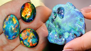 THE RAREST GEMSTONES IN THE WORLD