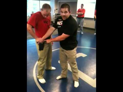 Police defensive tactics- Weapon Retention 1 Image 1