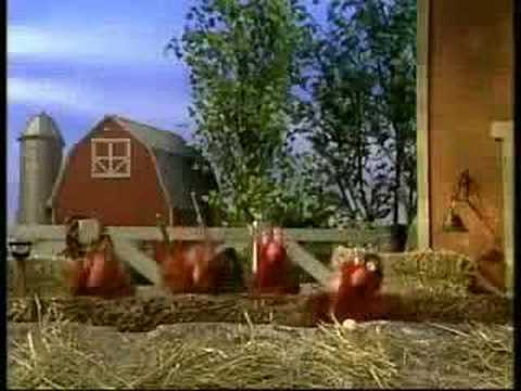 Sesame Street - I Am Chicken