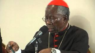 2010 AFC Benefit Dinner Q&A with Francis Cardinal Arinze