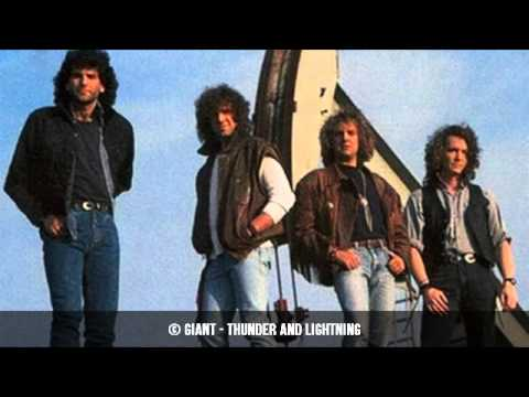 Giant - Thunder And Lightning