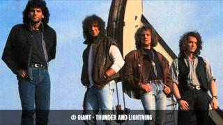 Watch Giant Thunder And Lightning video