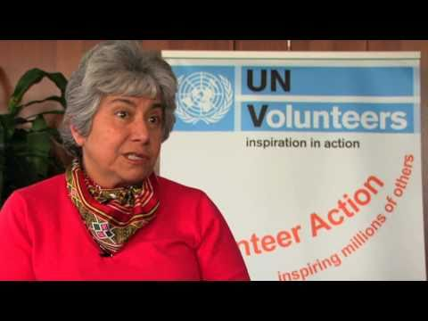 Flavia Pansieri, UN Volunteers Executive Coordinator - Voices on Social Justice