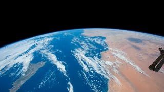Planet Earth Seen From Space - Relaxing Music