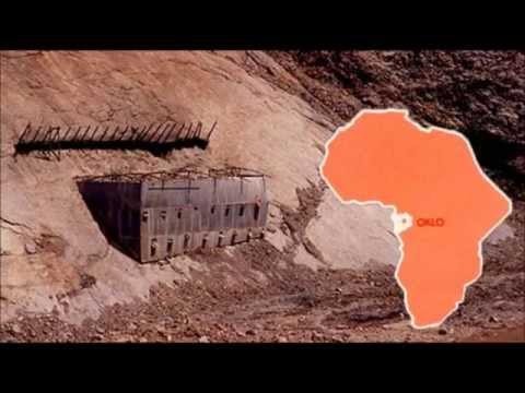 Antiguo reactor nuclear de hace 2 mil millones años encontrado en África.