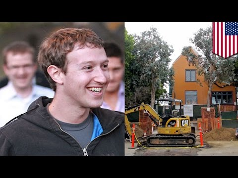 Angry neighbors say 'DISLIKE' to Mark Zuckerberg's new US$10 million home