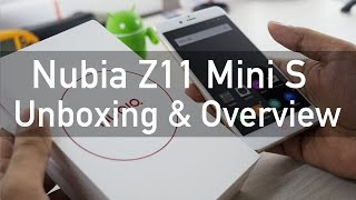 Nubia Z11 Mini S Unboxing & Overview Camera Smartphone?