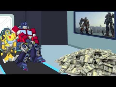 Transformers 4: Age of Extinction Spoof