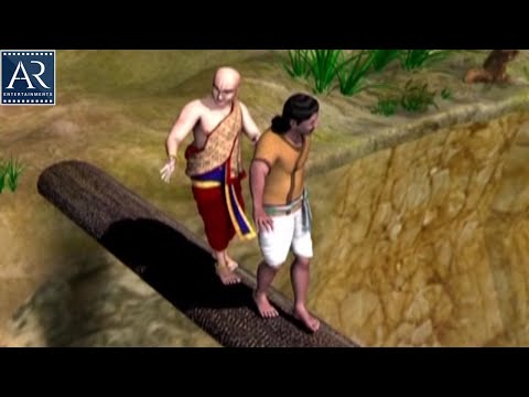 Kids Moral Stories in Hindi | Panchatantra Kahaniya | Part 4/10 | AR Entertainments thumbnail