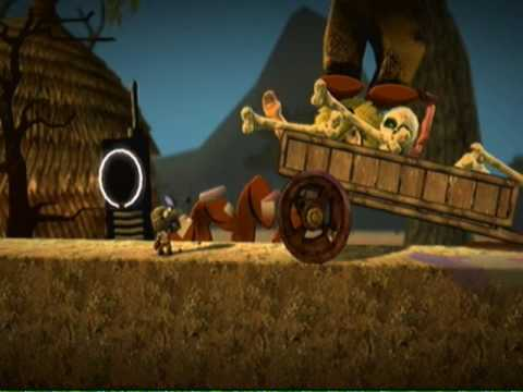 Little Big Planet Resident Evil 5