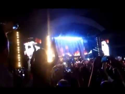 Eminem - Lose Yourself Live at Wembley Stadium Saturday 12th July 2014 (High Quality)