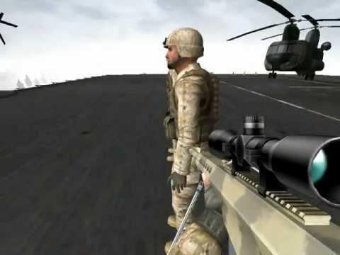 Rossz PC Játékok Sorozat: Marine Sharpshooter 3 (EREDETI)