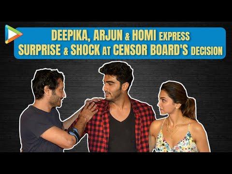 Arjun Kapoor Deepika Padukone Homi Adajania on Finding Fanny Part 2