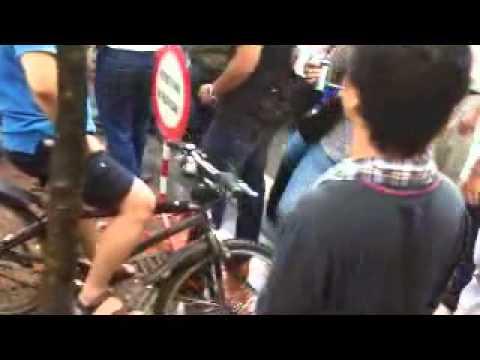 Trấn áp Biểu tình yêu nước tại Hà Nội ngày 21/08/2011