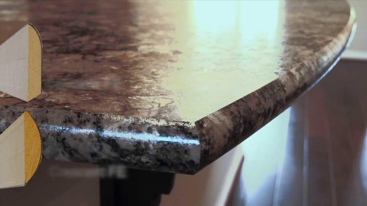 Wilsonart Decorative Edges Installation Youtube