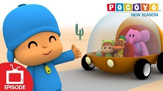 Pocoyo - Are we there yet? (S04E14) NEW EPISODES